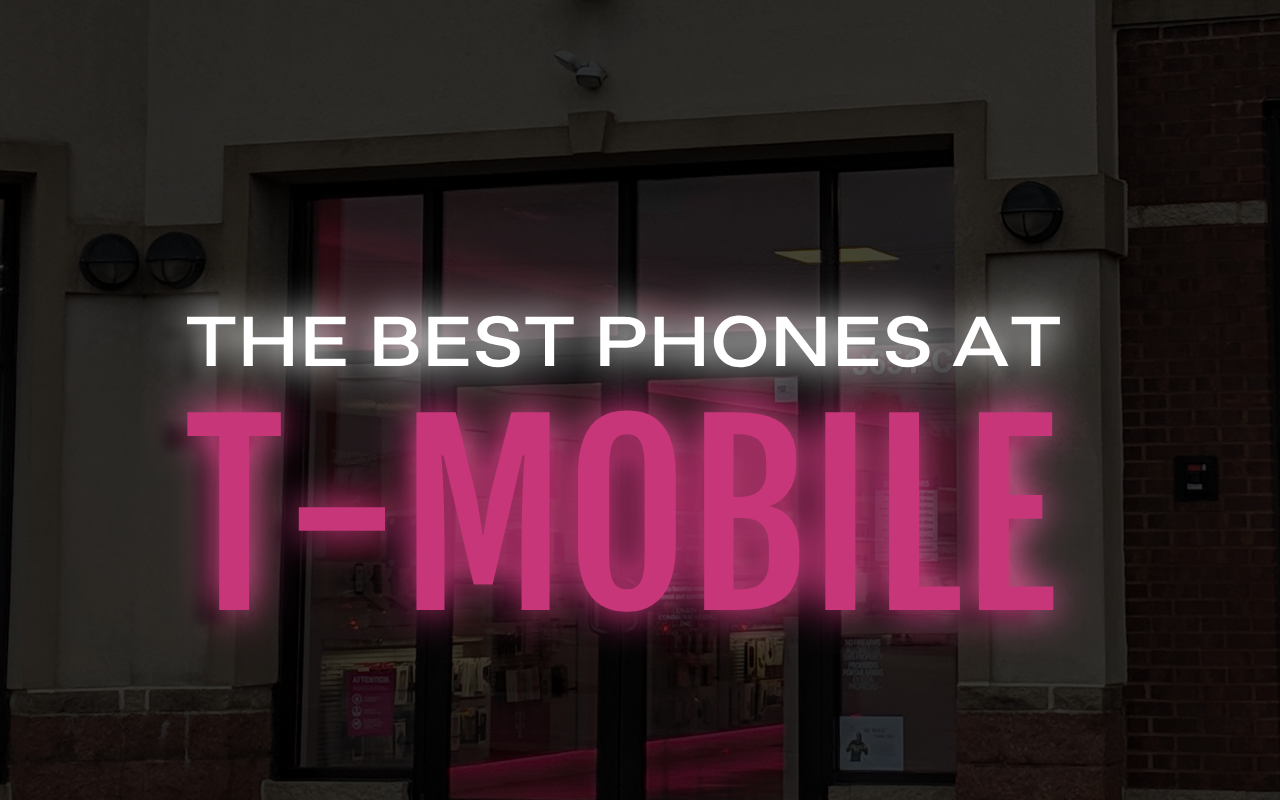 The best Android phones to buy at T-Mobile right now