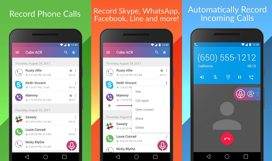 Check out the best eight call recording apps for Android