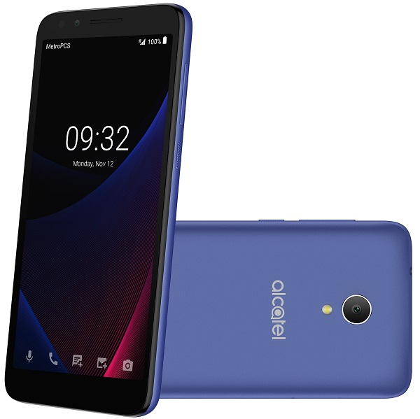 The budget Alcatel 1X Evolve is coming to Metro by T-Mobile on Dec 10