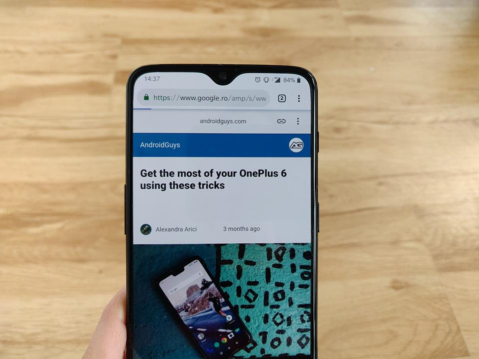 You can't get the OnePlus 7 in the US, but that might not be