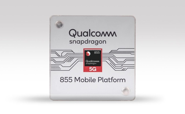Your next flagship will be based on Qualcomm's new Snapdragon 855 chipset