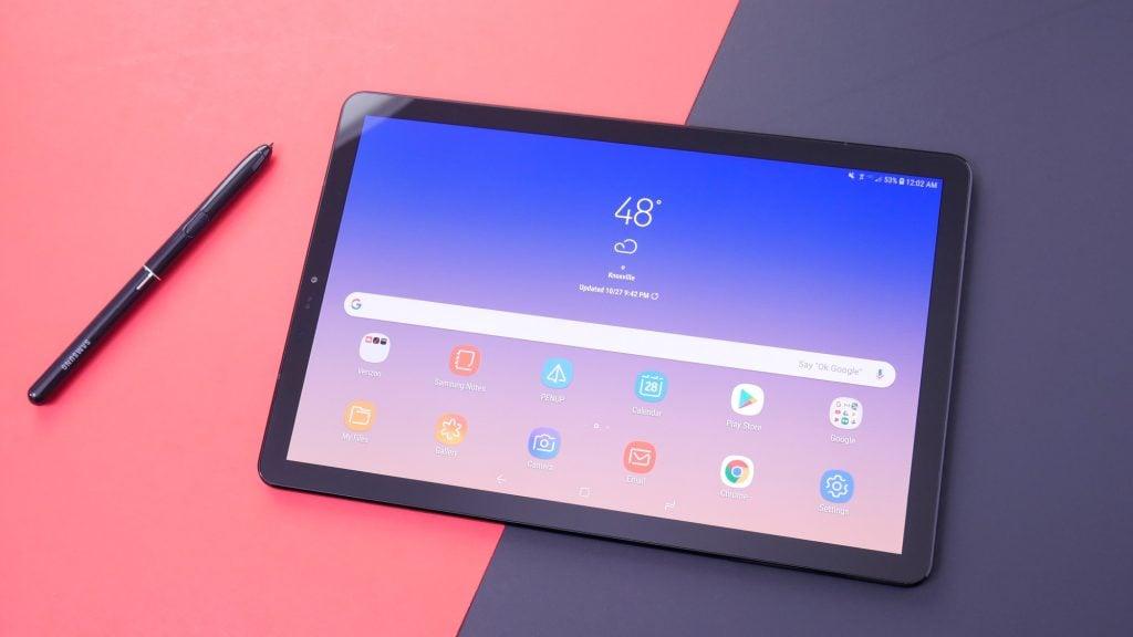 Galaxy Tab S4 Root