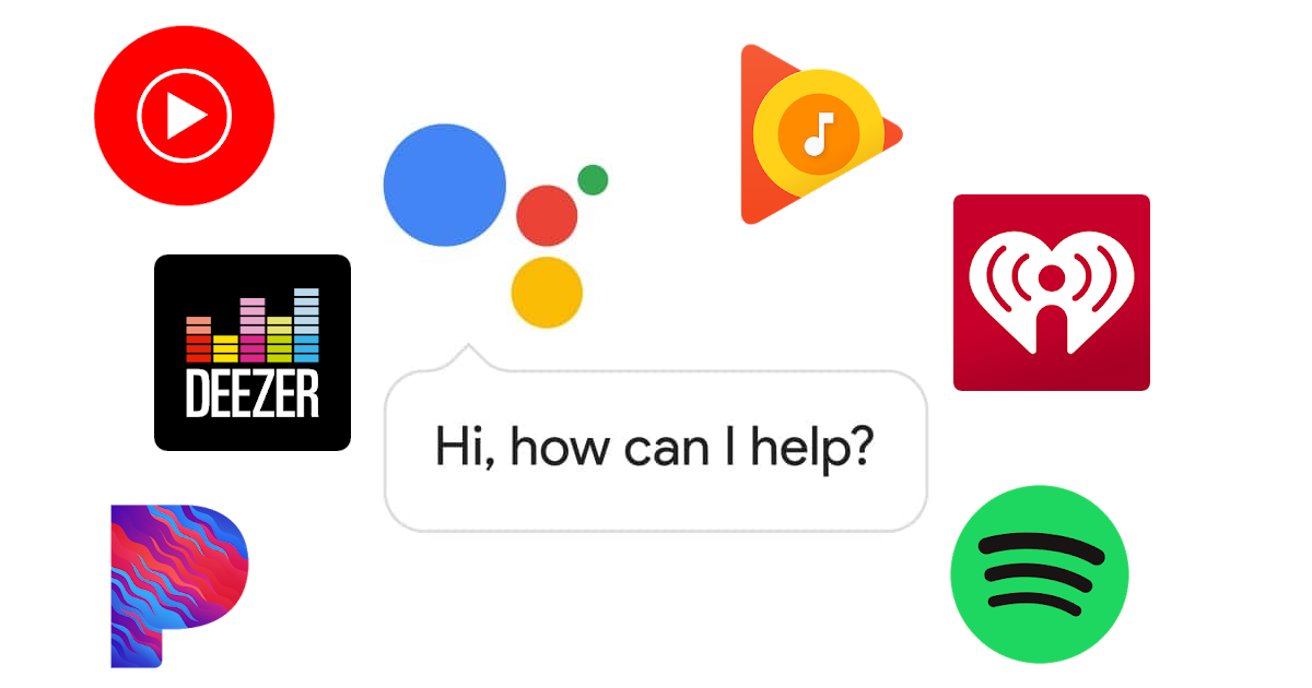 How to set your default music app on Google Assistant devices