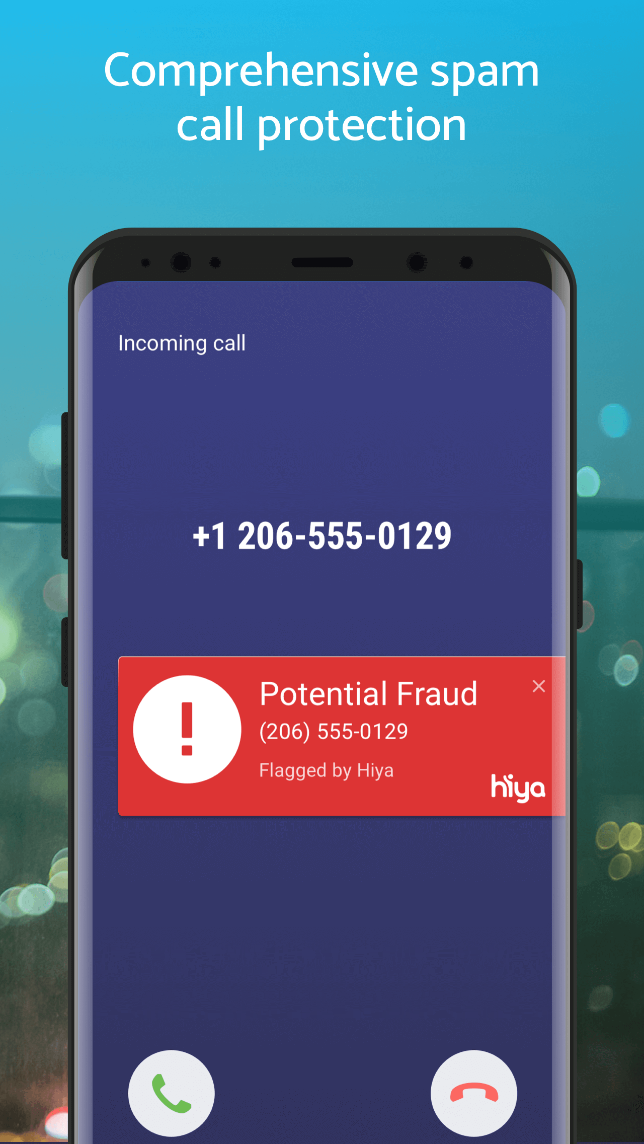 How to stop receiving unwanted calls