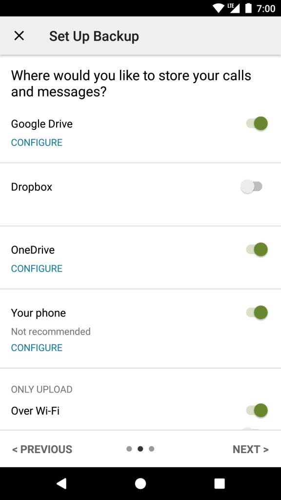 backup apps