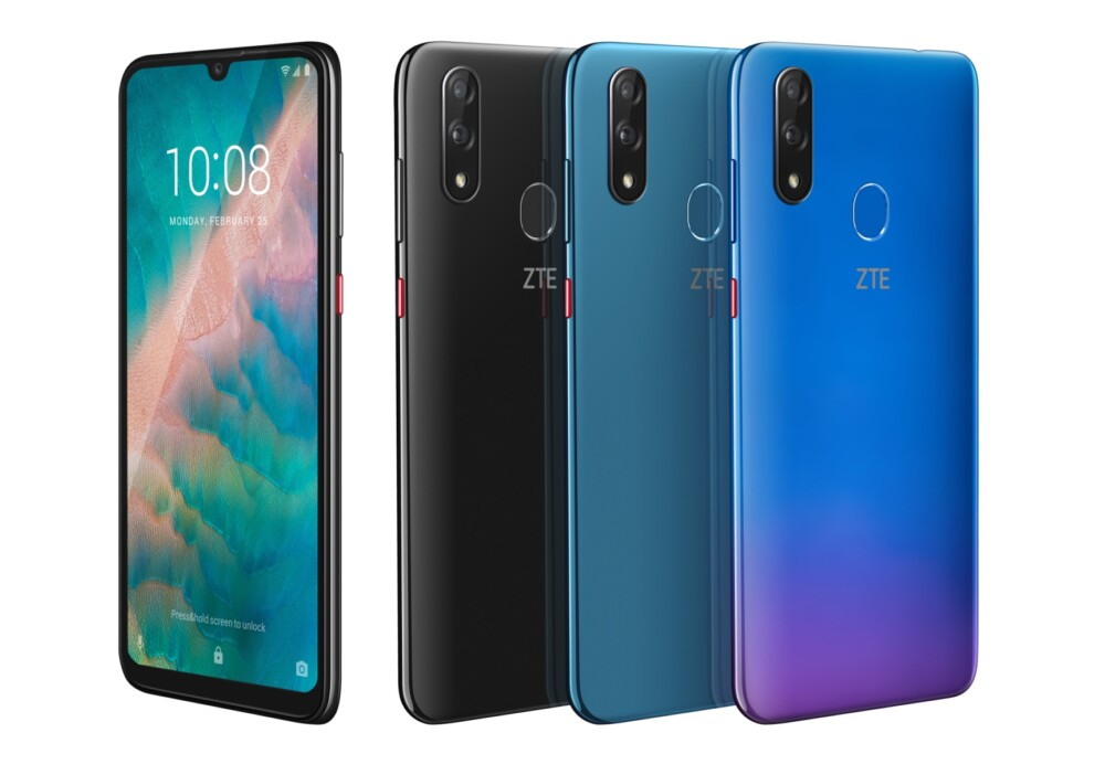 ZTE offers up Blade V10 for select markets