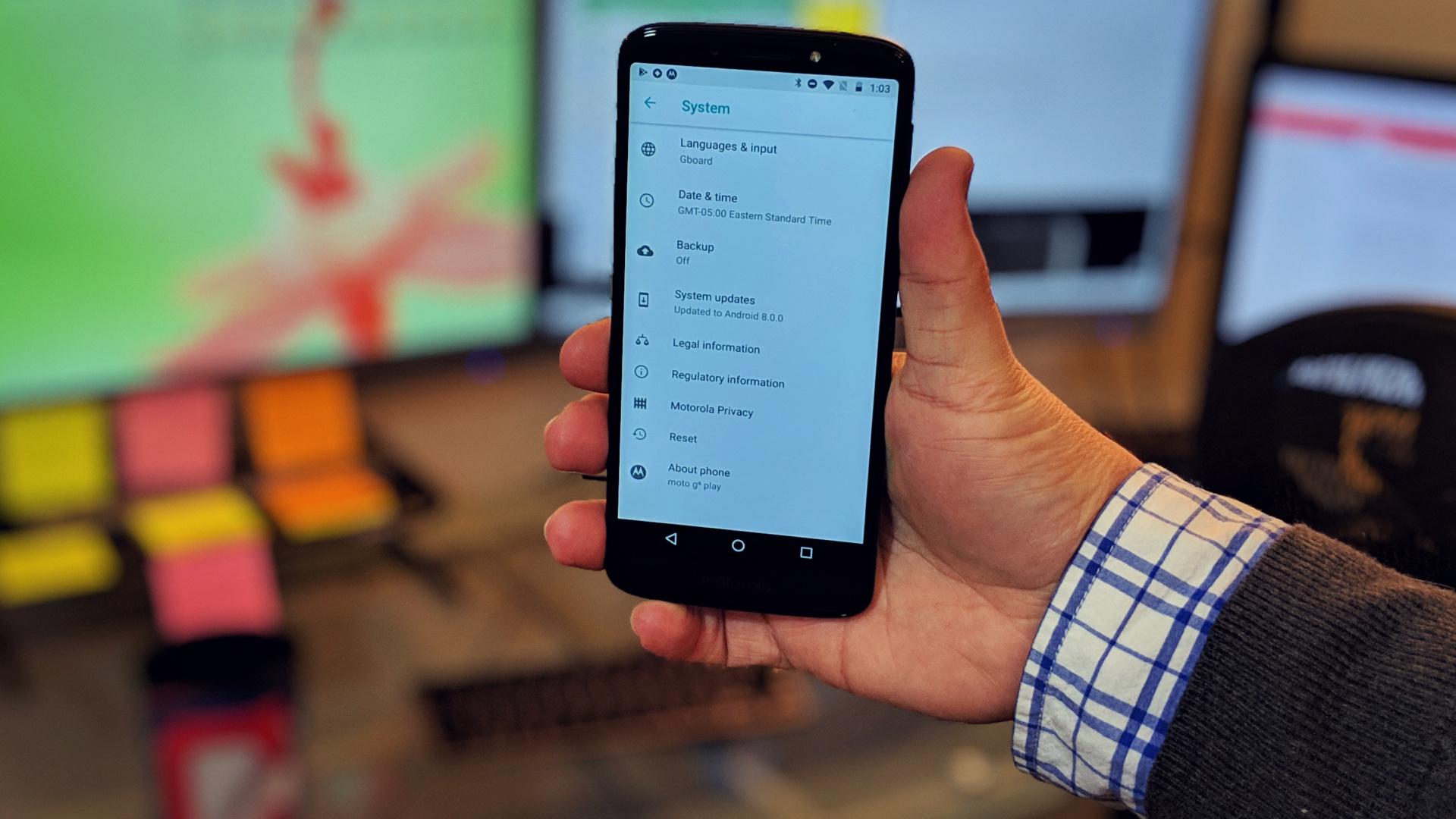 Motorola Moto G6 Play review