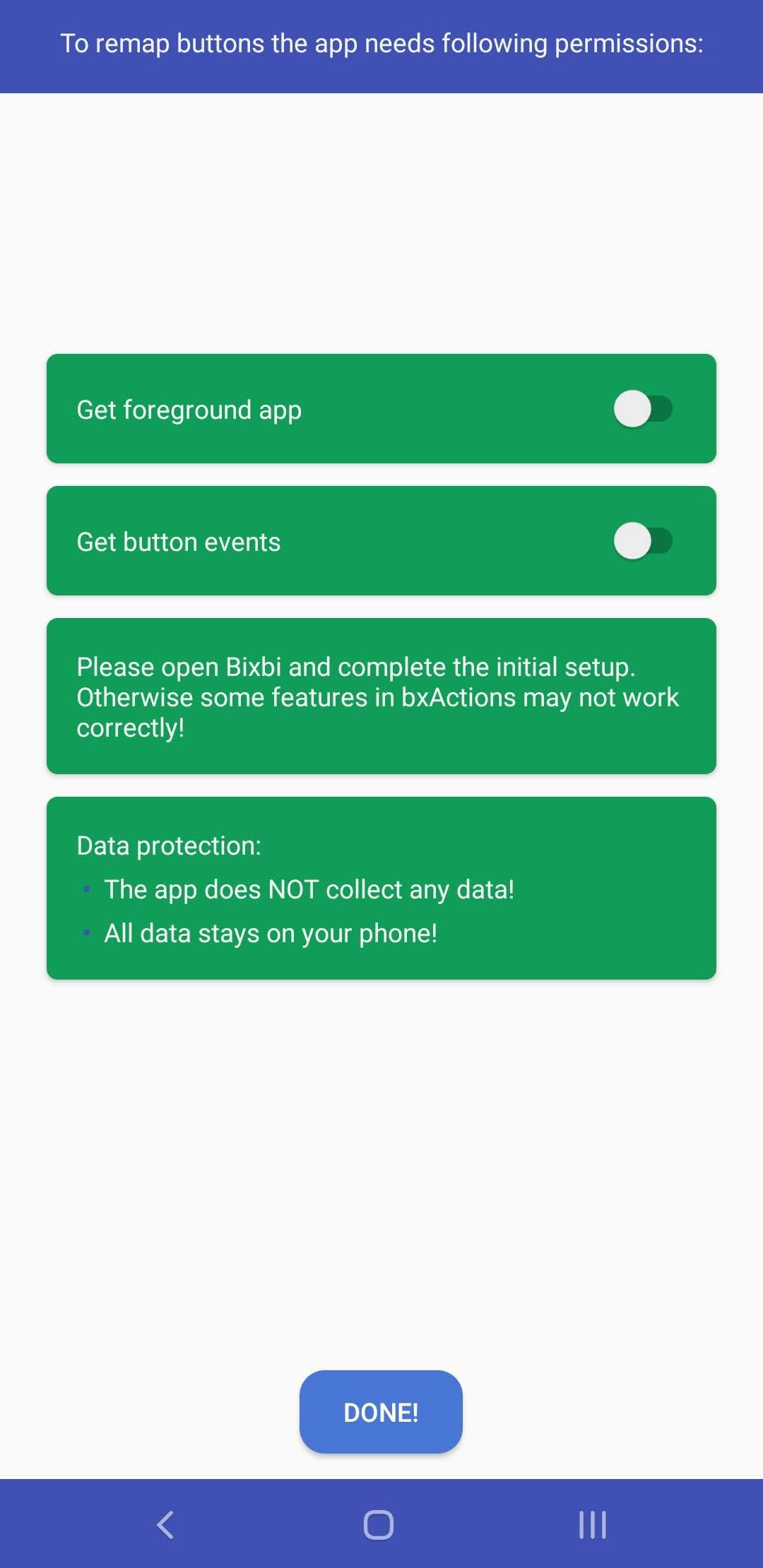 Bixbi Button Remapper - bxActions review: The best thing to happen
