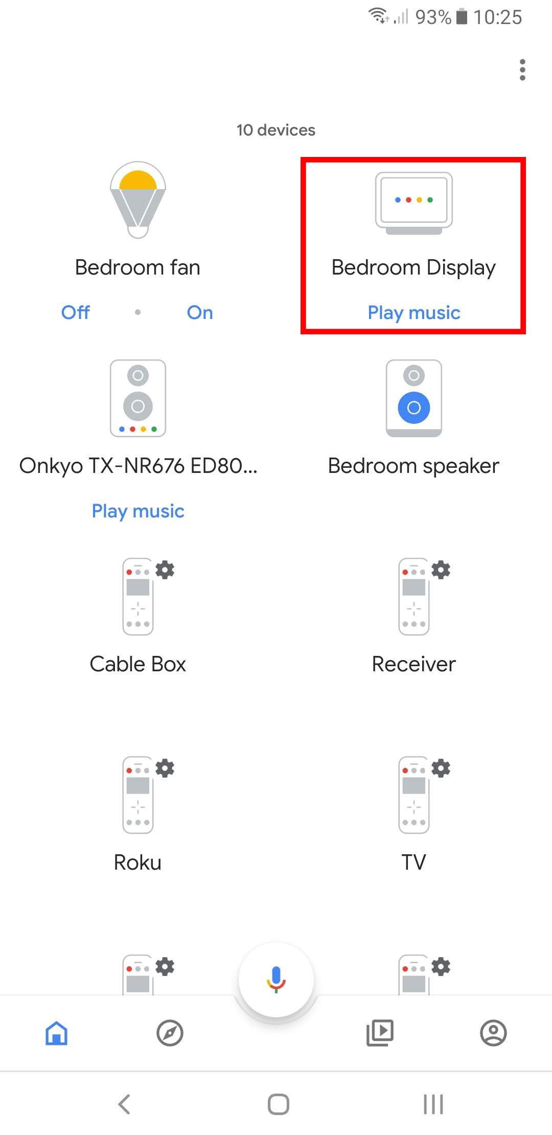 How to set a music alarm with Google Home or a Google
