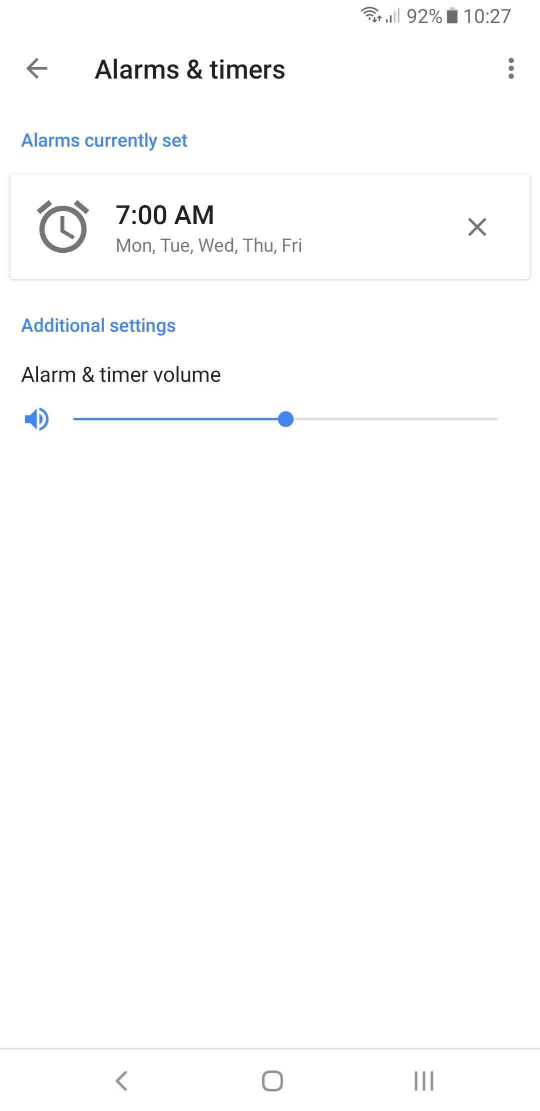 How to set a music alarm with Google Home or a Google Assistant speaker