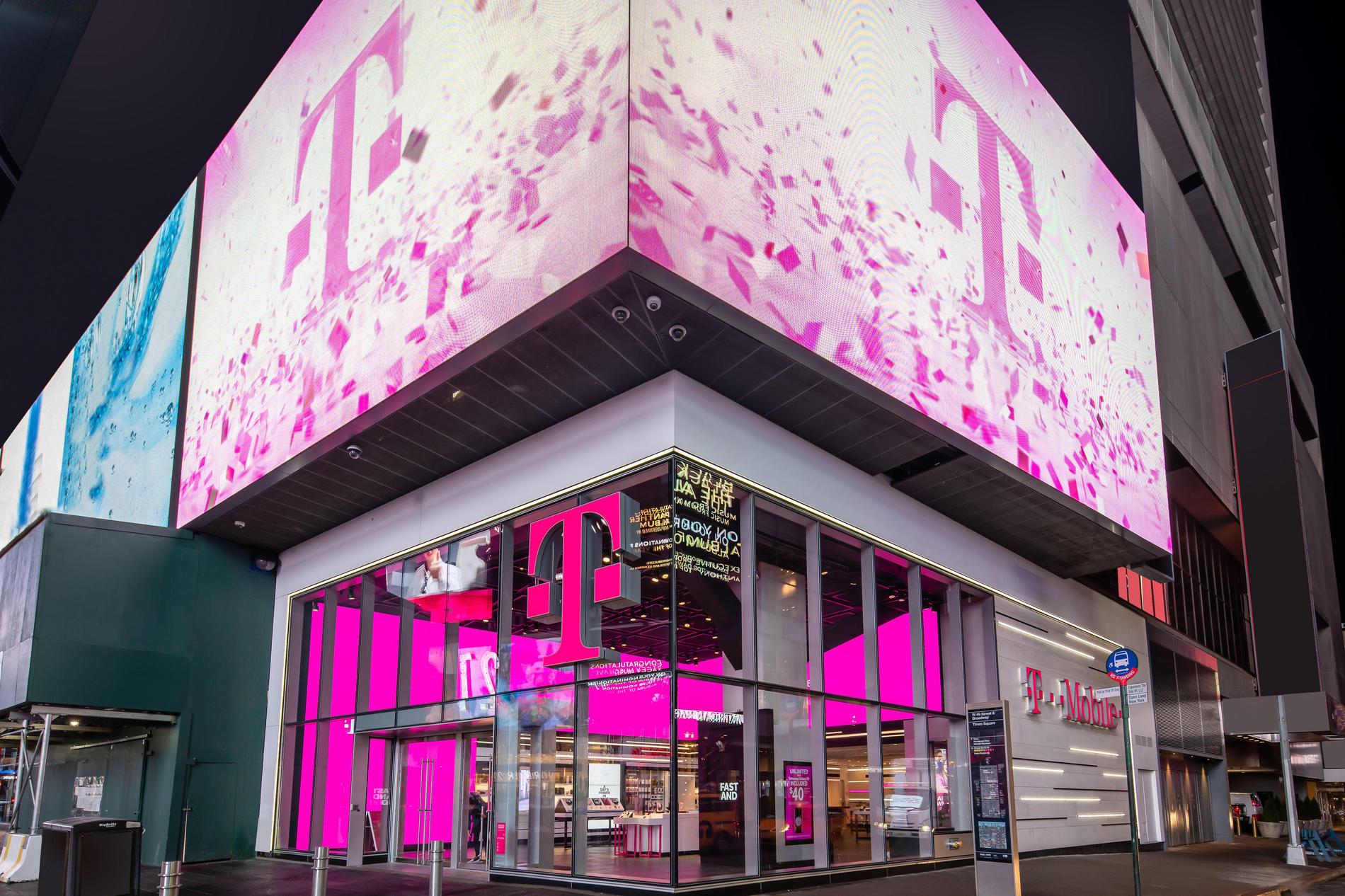 TMobile Signature Stores