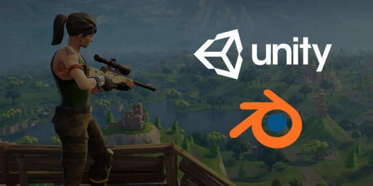 Learn To Code Your Own Fortnite Or Apex Legends Style Game
