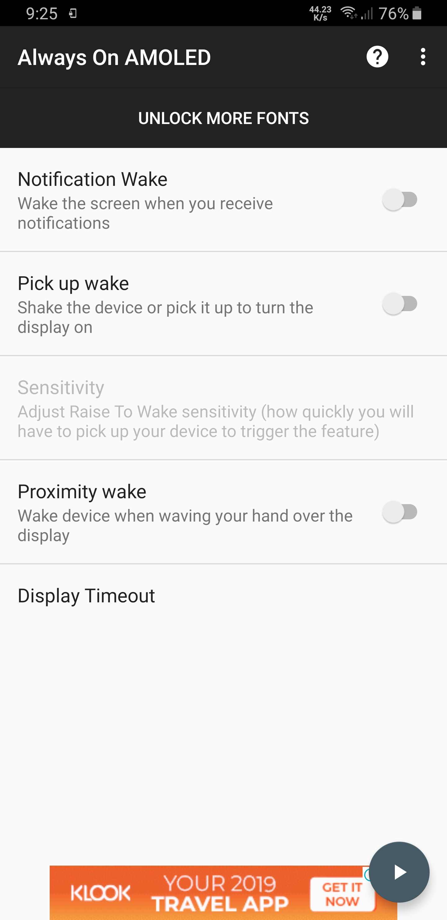 How to get an always-on display on your Android phone