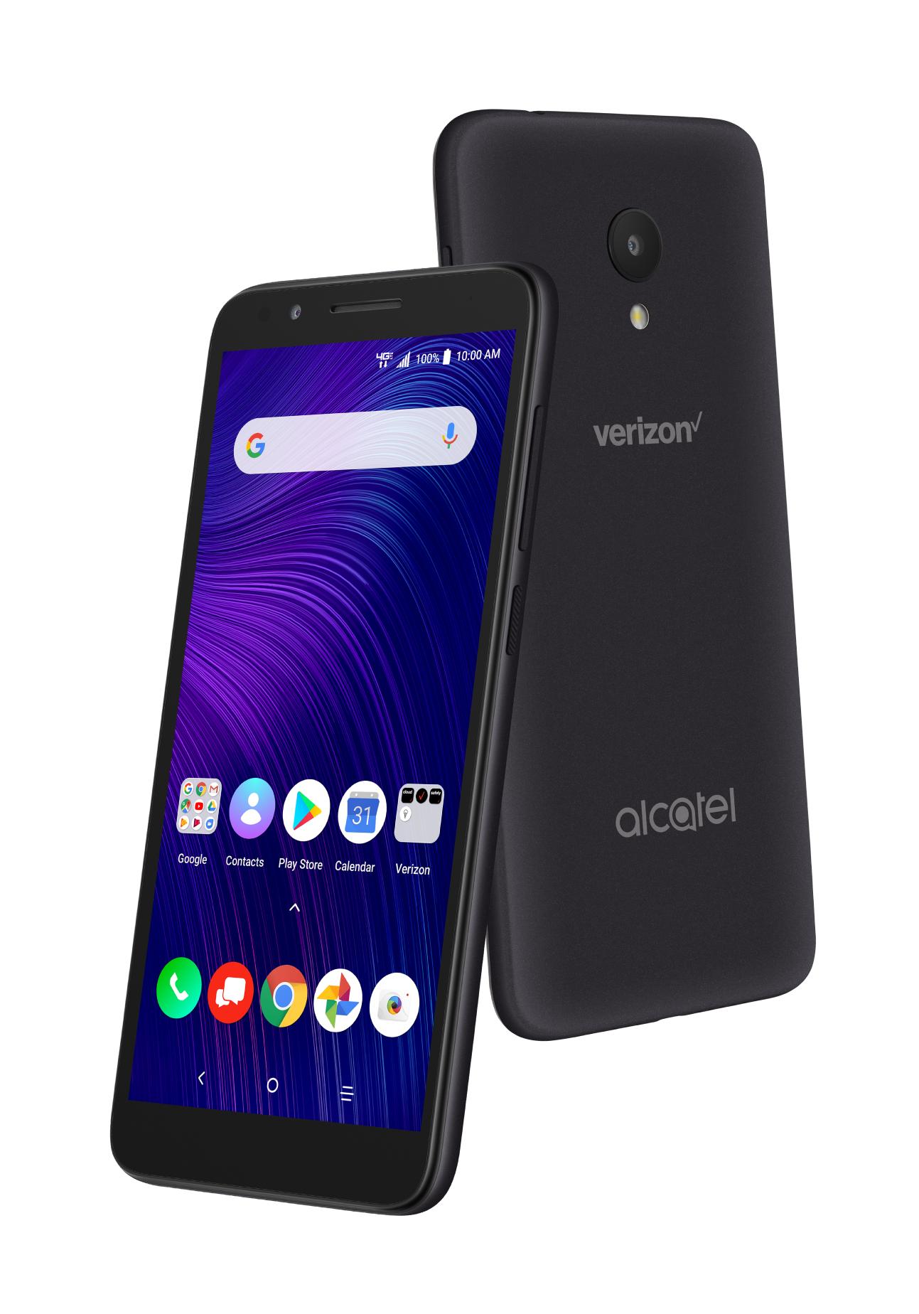 Verizon picks up its first Alcatel phone, the Avalon V