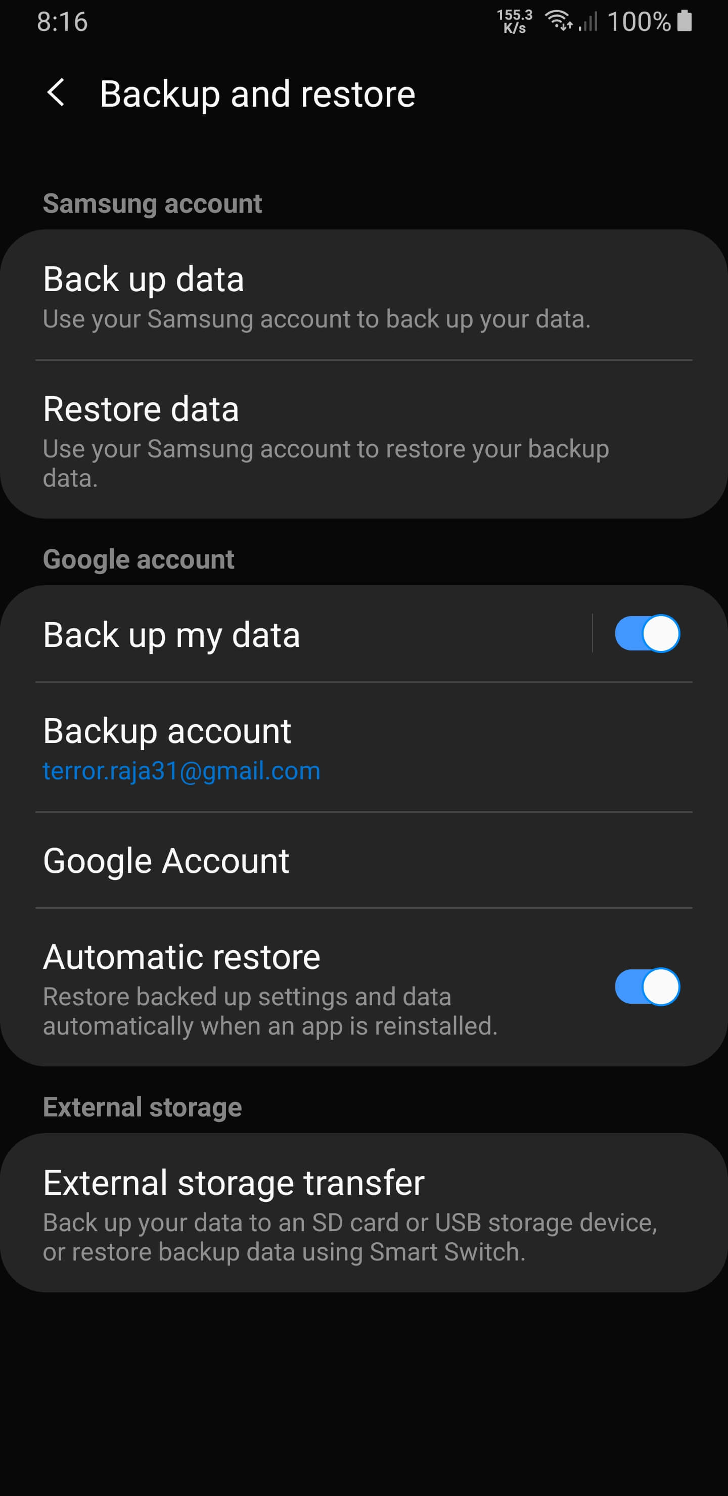 How to transfer all data from old phone to a new Android phone