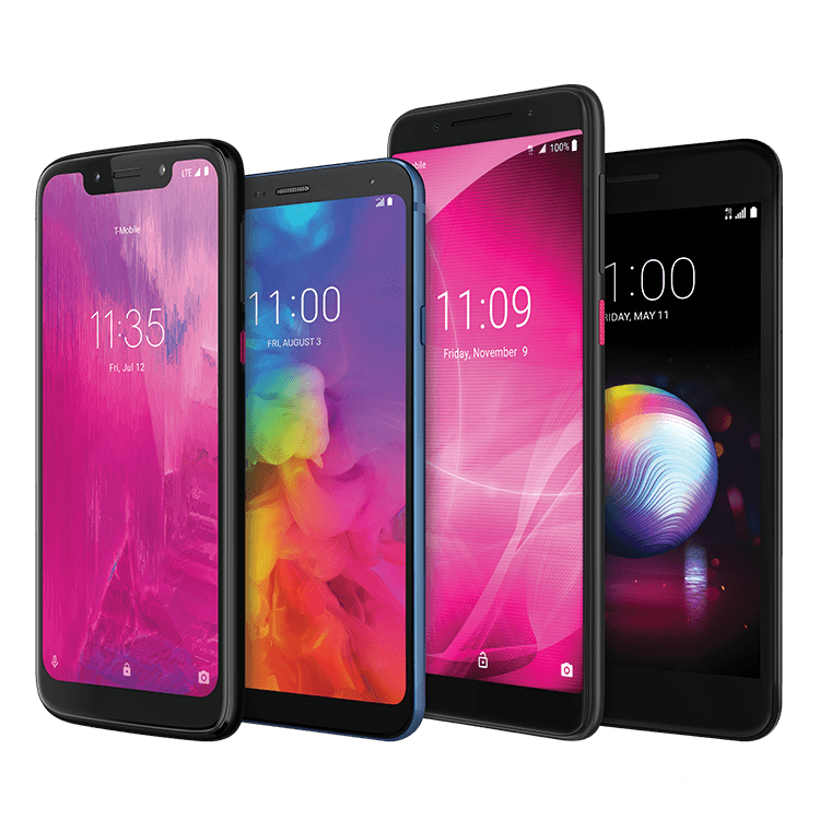 T Mobile Offering Free Smartphones With New Lines