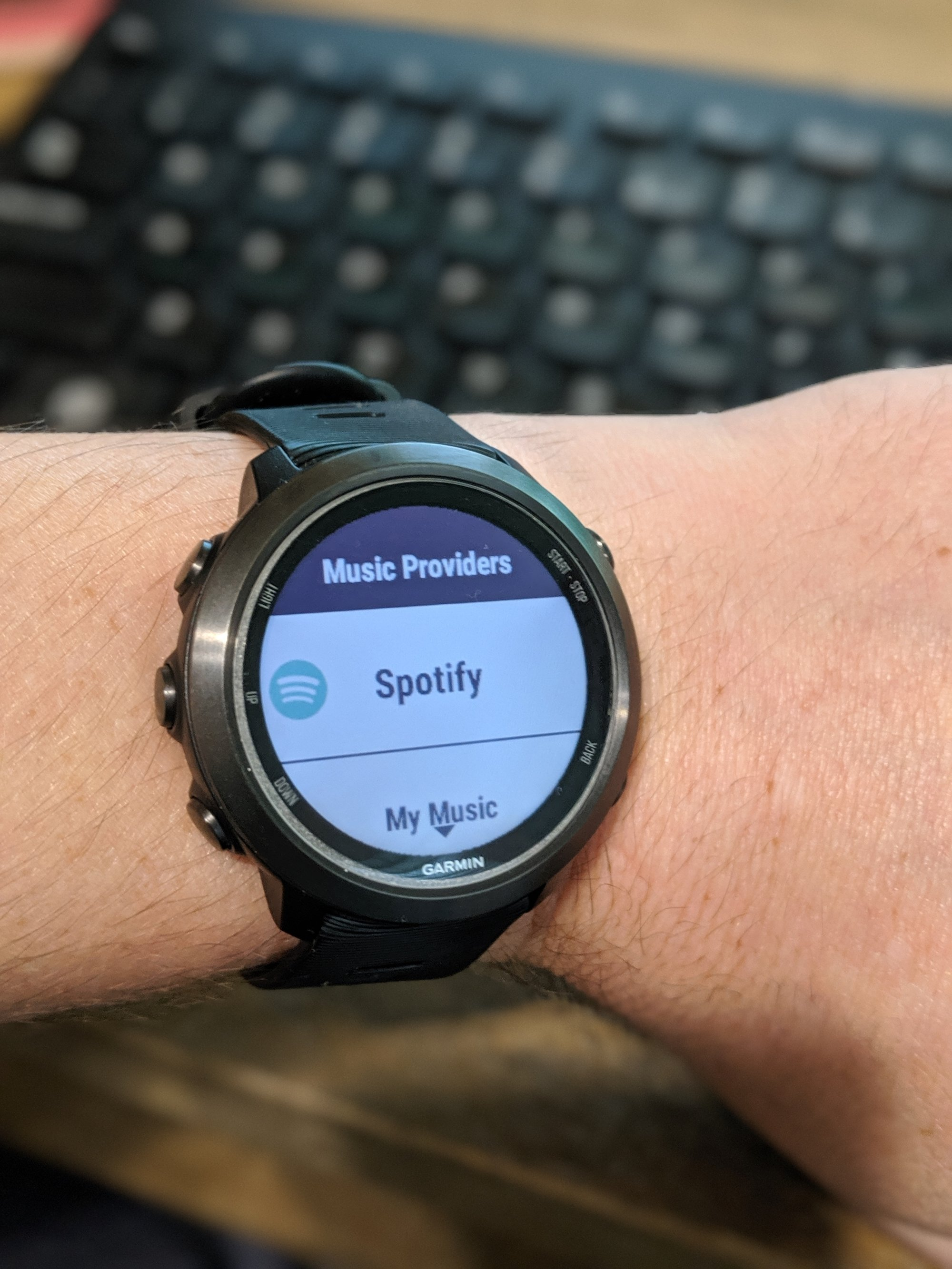 Garmin has given me the Pebble replacement I've always