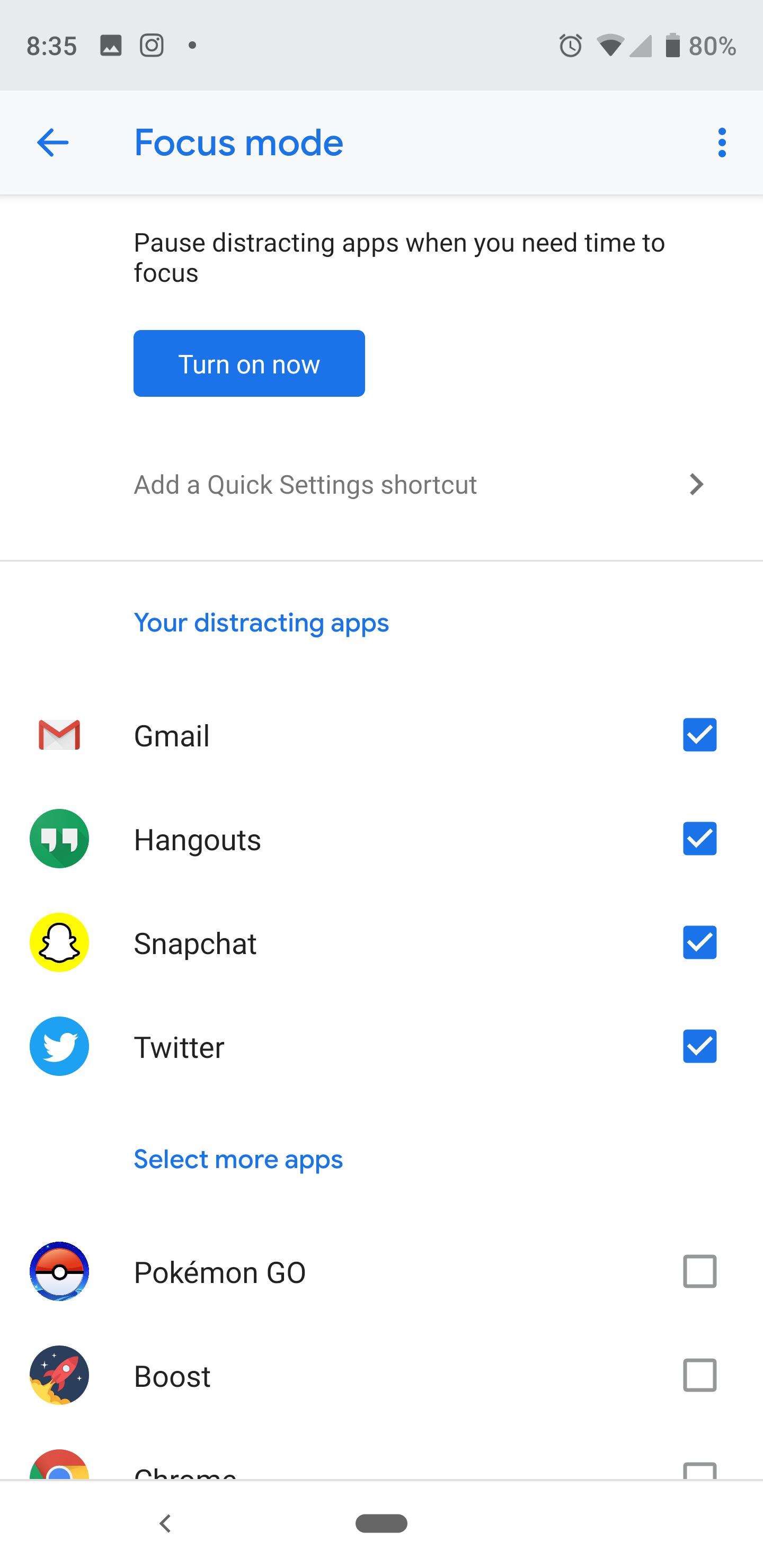 How to get Android 10's Focus Mode for your phone now