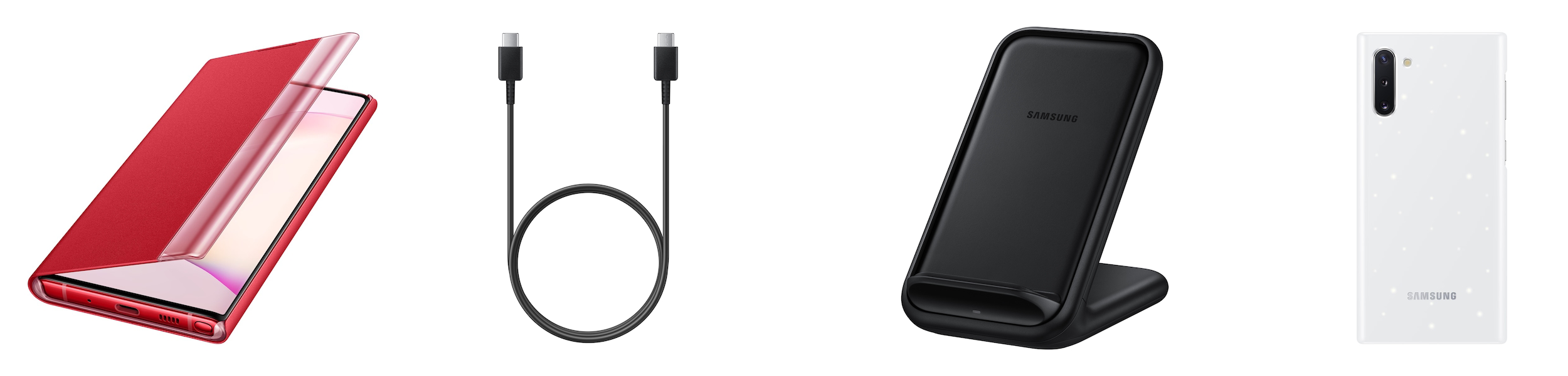 Gear Up: The official Samsung Galaxy Note 10 accessories