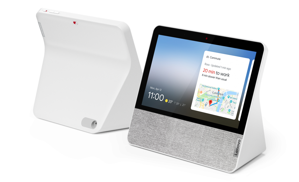 Lenovo reveals new Google Assistant gadgets at IFA 2019