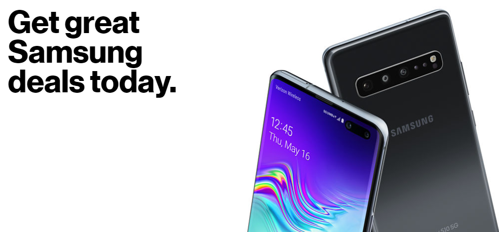 The Best Deals Available At Verizon October 2019