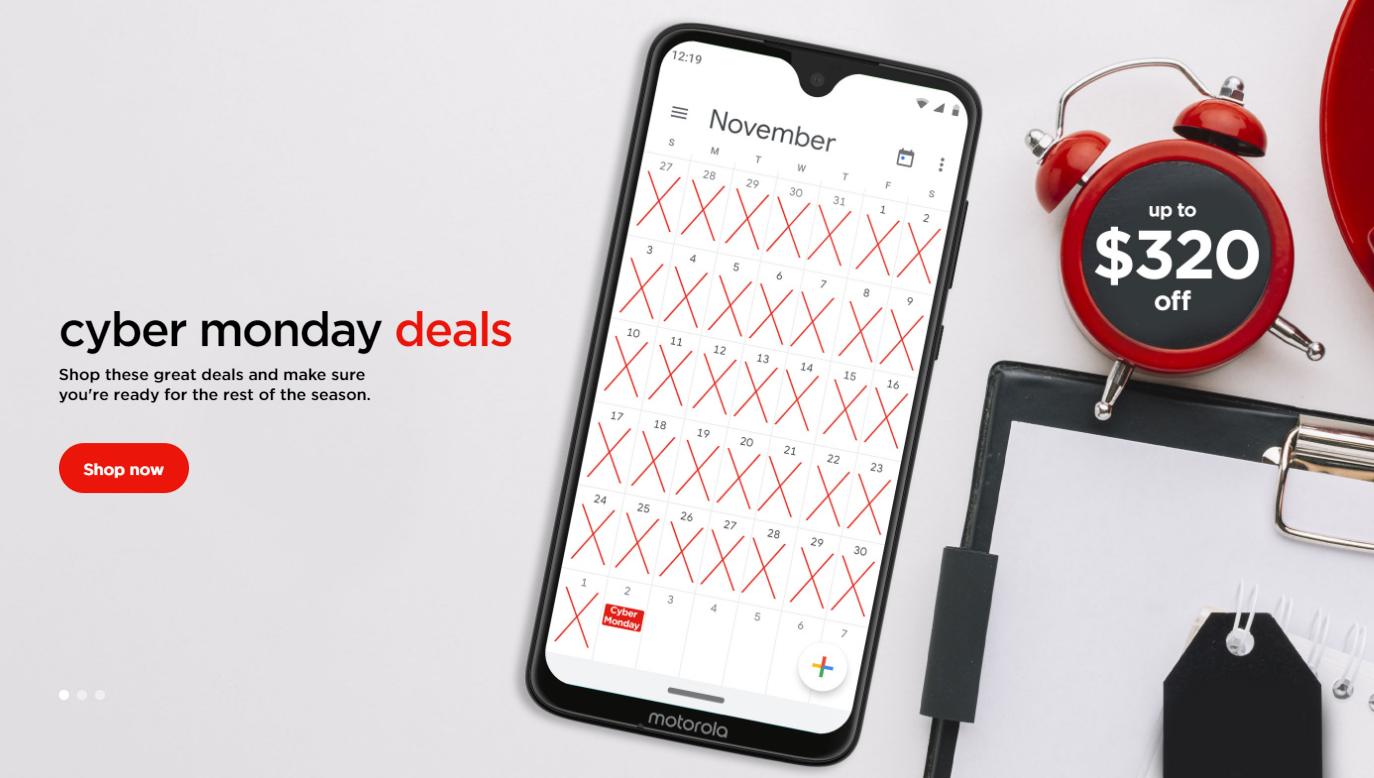 Motorola Offering Up Free Phones And Major Discounts