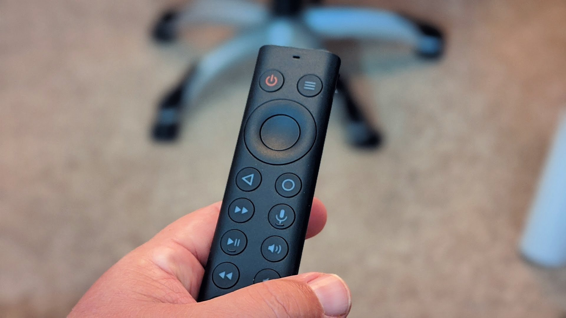NVIDIA goes in a different direction for the new remote