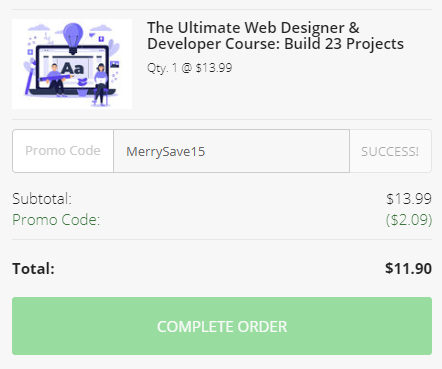Master Web Design And Development For Less Than 12