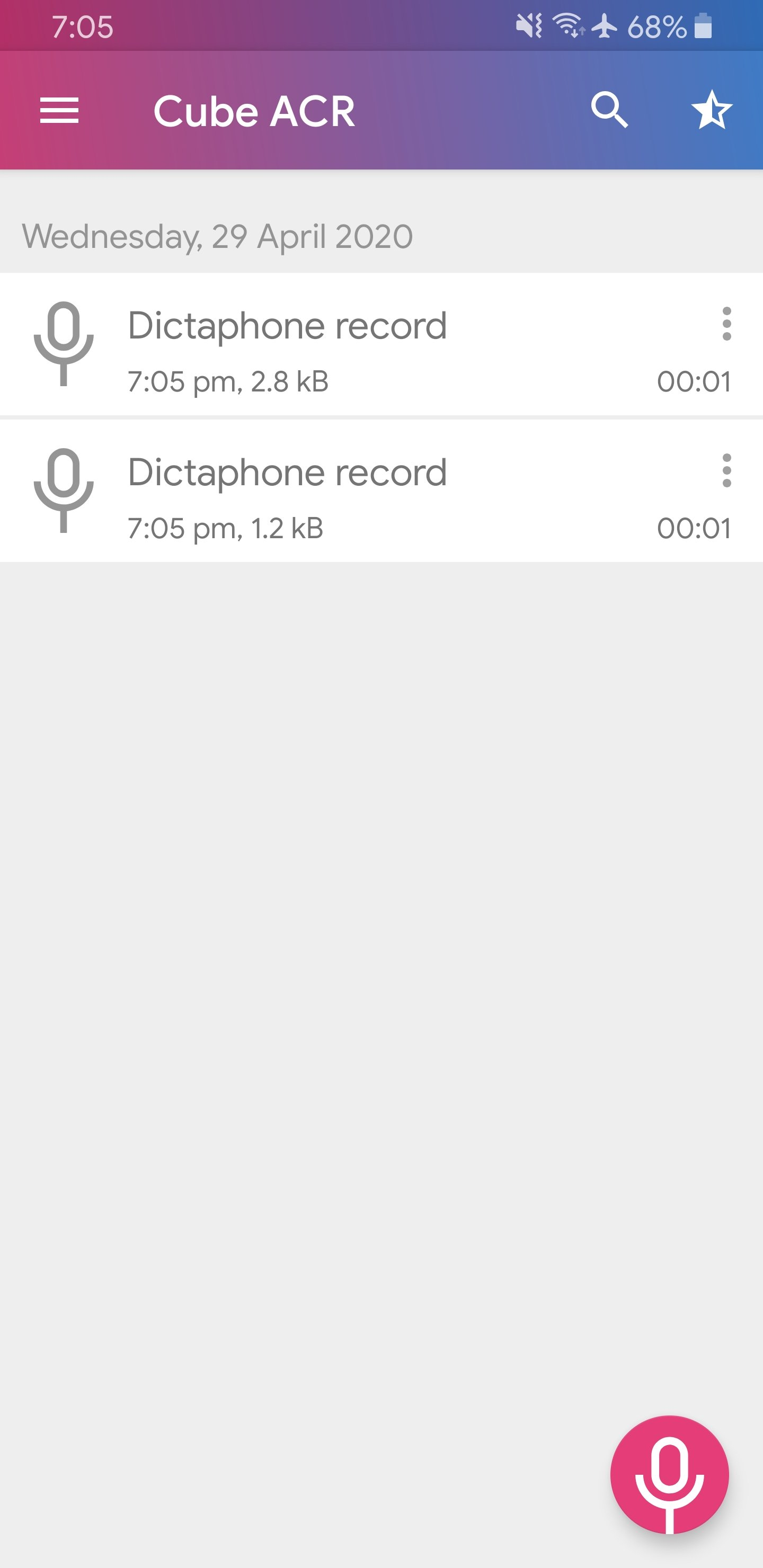 record Whatsapp