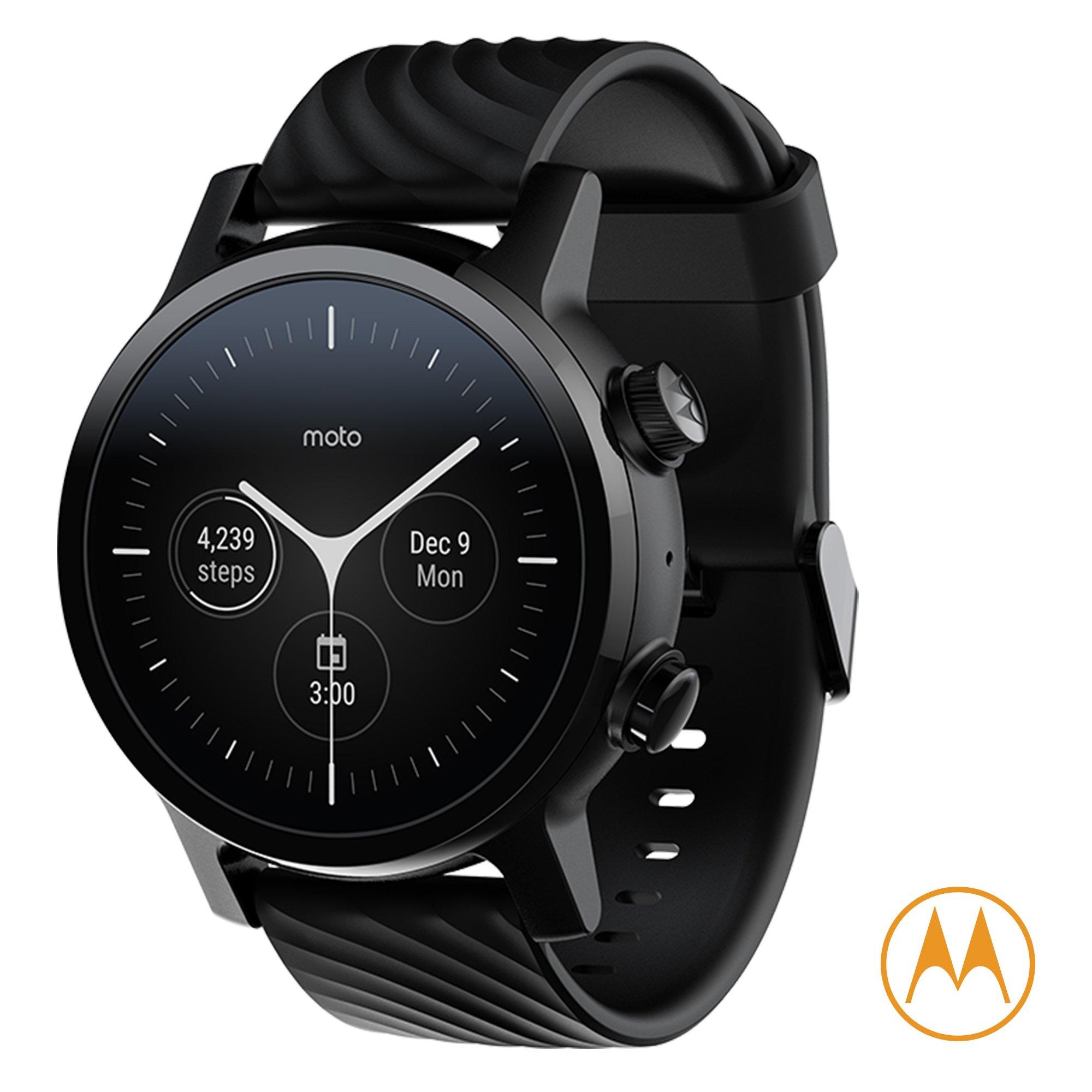 Moto 360 Black