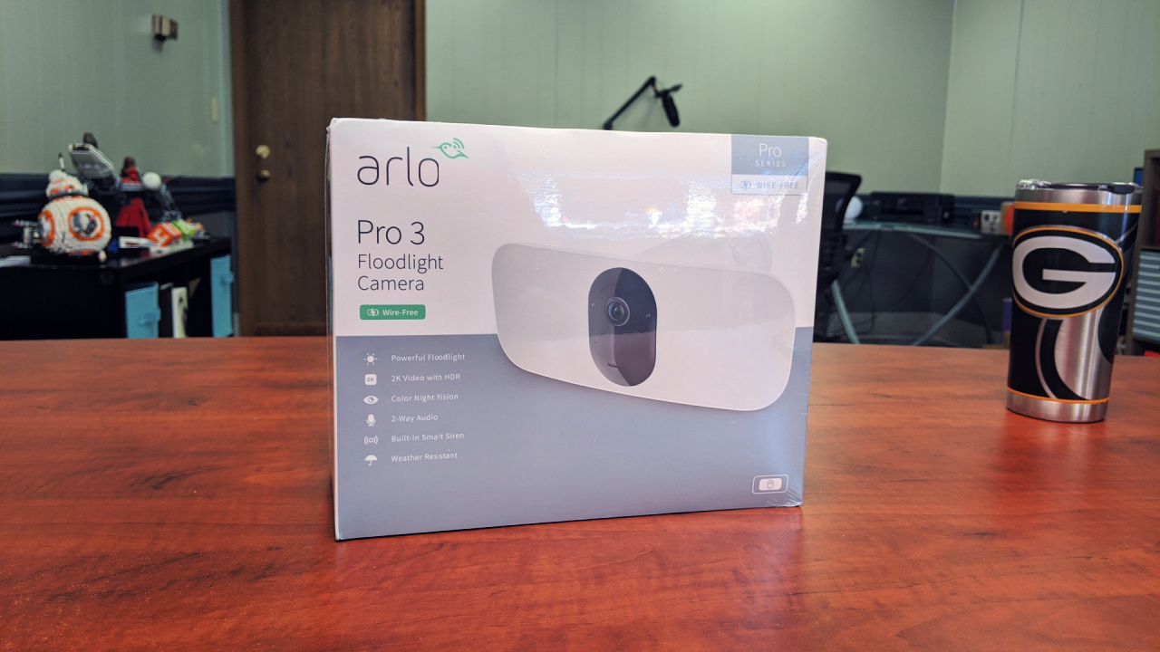 Arlo Pro 3 Floodlight review