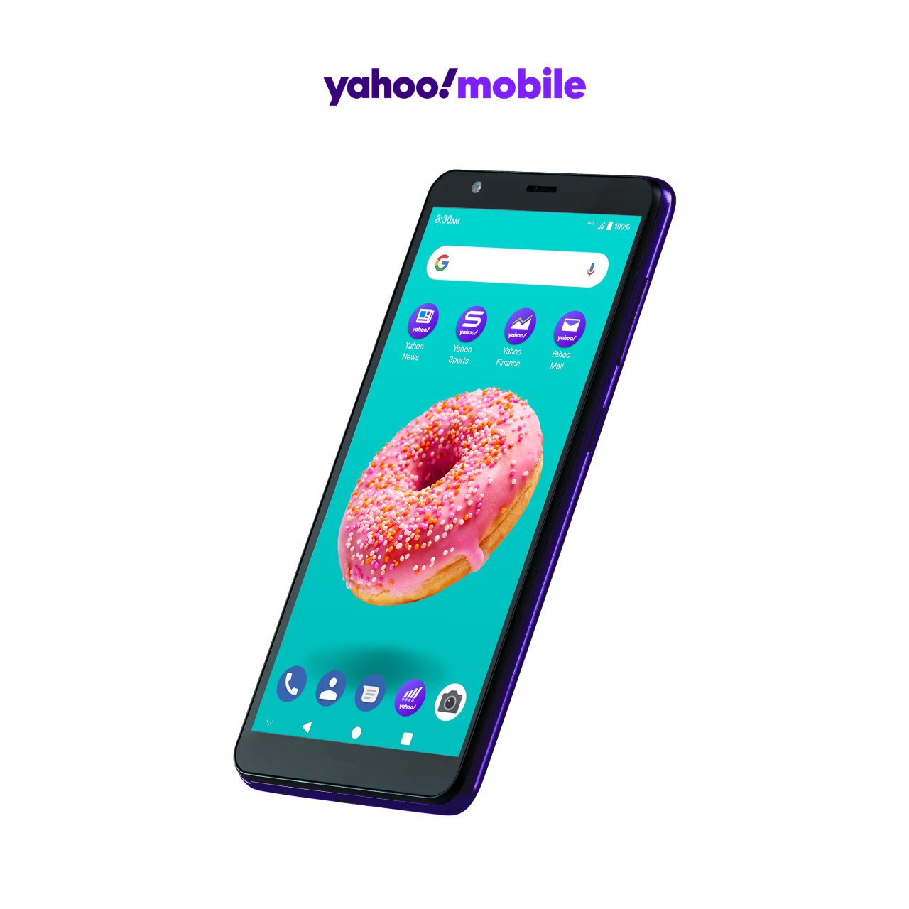 Verizon adds another cheap ZTE smartphone to its Yahoo Mobile prepaid service