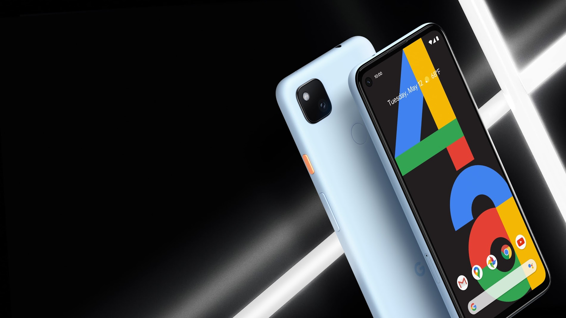 Google gives Pixel 4a new Barely Blue color option