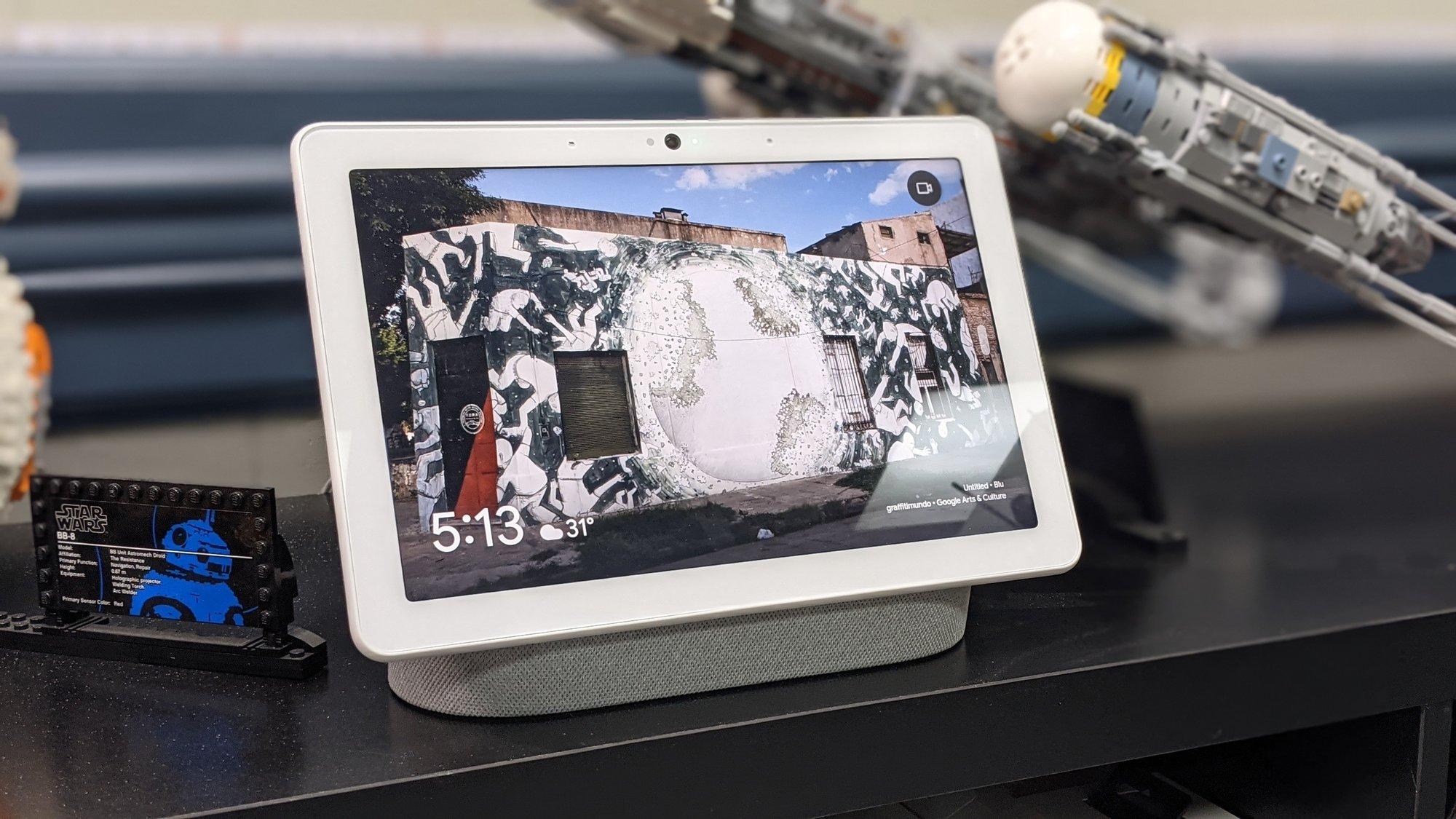 Google Home Max smart speaker production ended