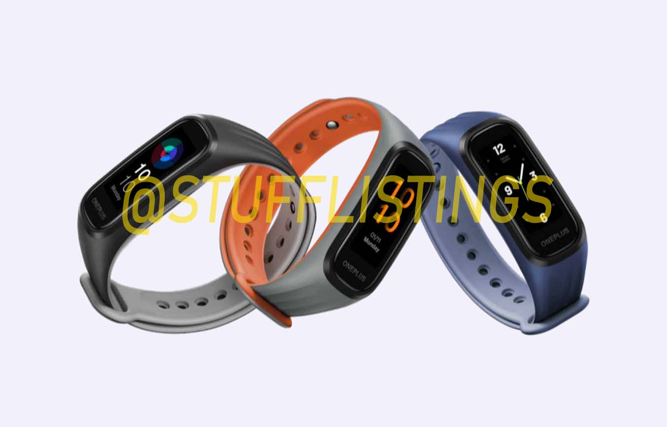 OnePlus Band Colorways