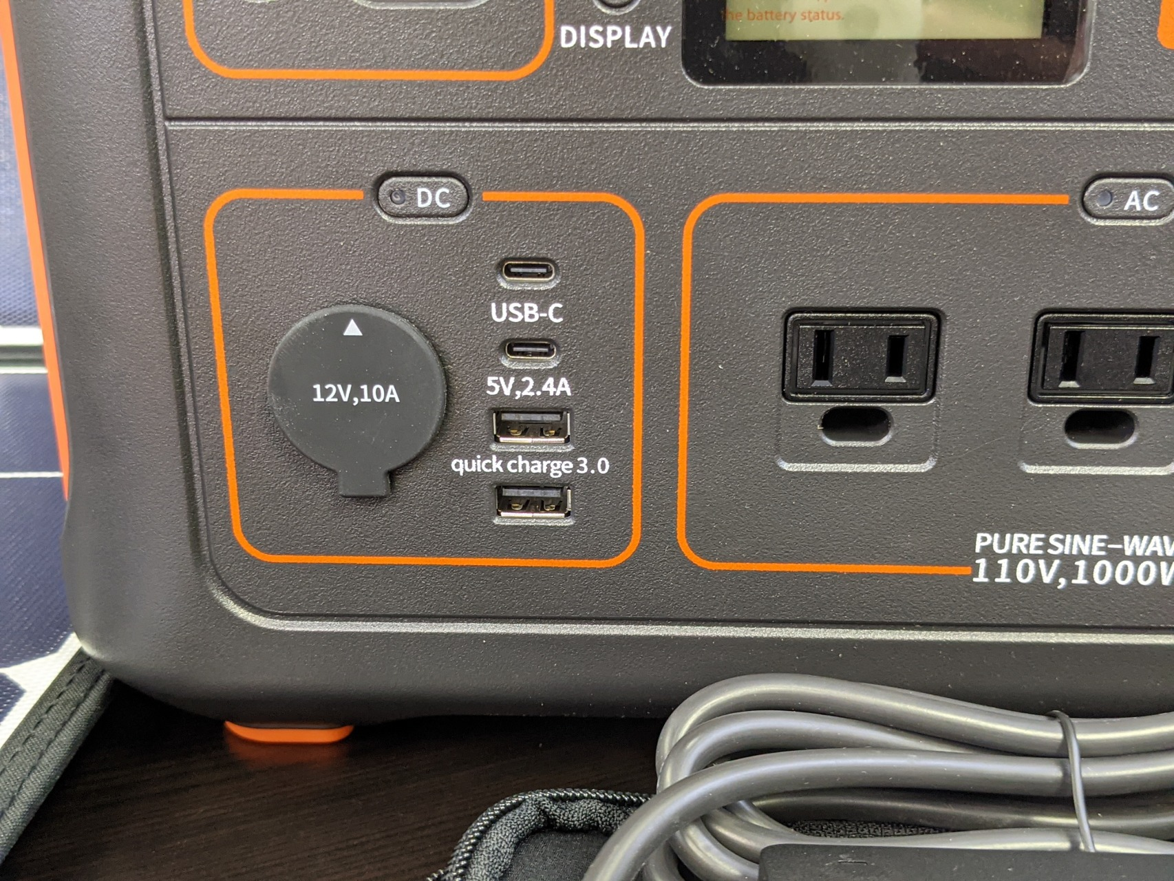 Jackery Explorer 1000 Portable Power Station review